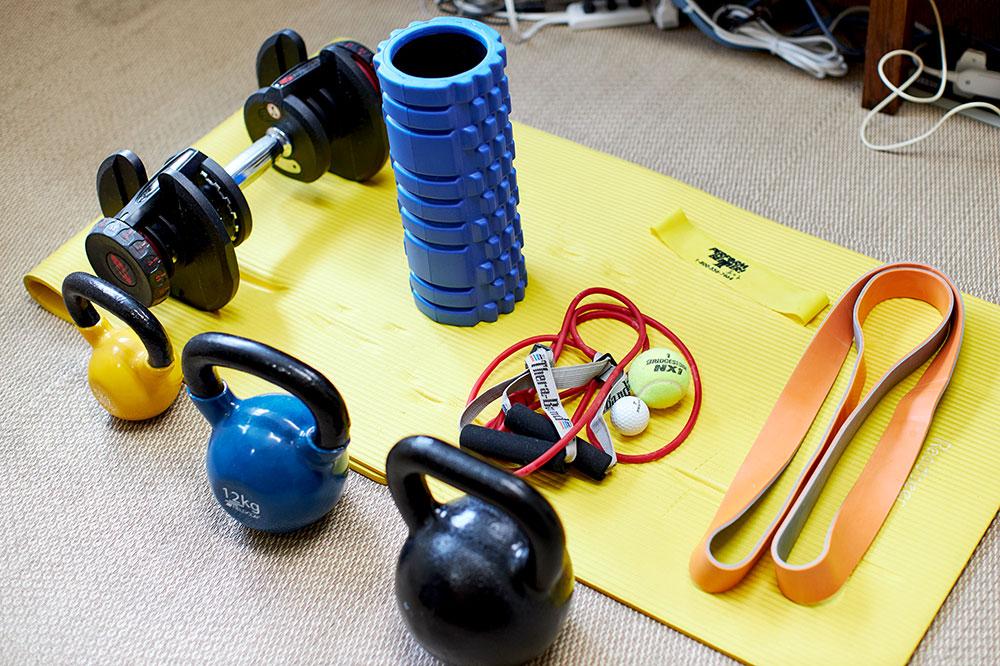運動療法のイメージ